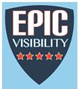 Epic Web Visibility Logo